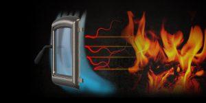 Airwash technology illustration