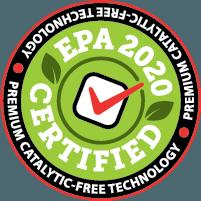 EPA 2020 Certified Mark