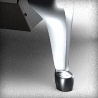 Brushed Nickel Legs