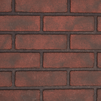 Red Brick firebox panel swatch